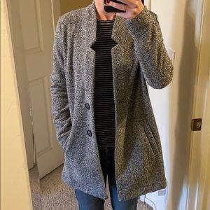 Gray coat NWOT